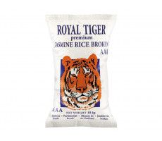Riz Jasmin brisure 18 KG Royal Tiger