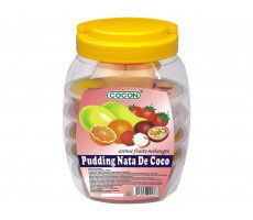 Dessert Nata de Coco Assorti (16 coupes) 1280 gram