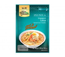Nouilles Curry Laksa Coco Singaporien 60 gram