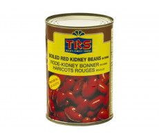Haricots Rouge Cuits 400 gram
