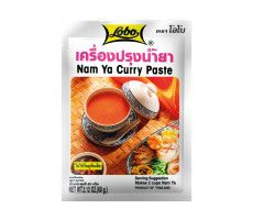 Pâte de Curry Nam Ya 60 gram