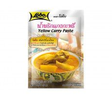 Pâte de Curry Jaune 50 gram
