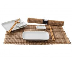 Ensemble de Couverts Sushi Brun