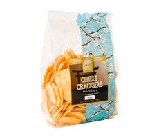 Crackers de mais au piment 115 gram