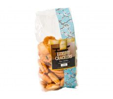 Luxury crackers de riz mélange 100 gram