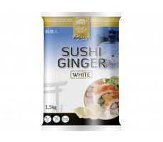 Gingembre blanc pour sushi 1500 GR