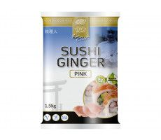 Gingembre rose pour sushi 1500 GR
