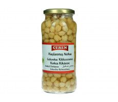 Pois Chiches Cuits 580 GR