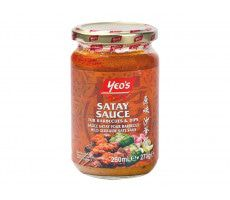 Sauce Satay (barbecue) 250 ML