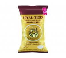 Riz Jasmin Gold 18 KG Royal Tiger