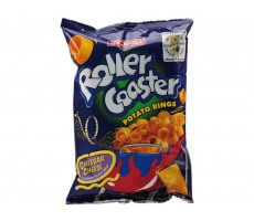 Chips 'Roller Coaster' Fromage 85 gram
